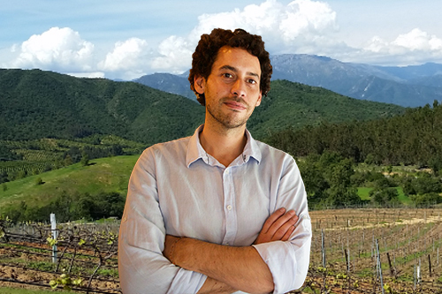 Maurizio Garibaldi is Chile's Young Winemaker of the Year 2020!